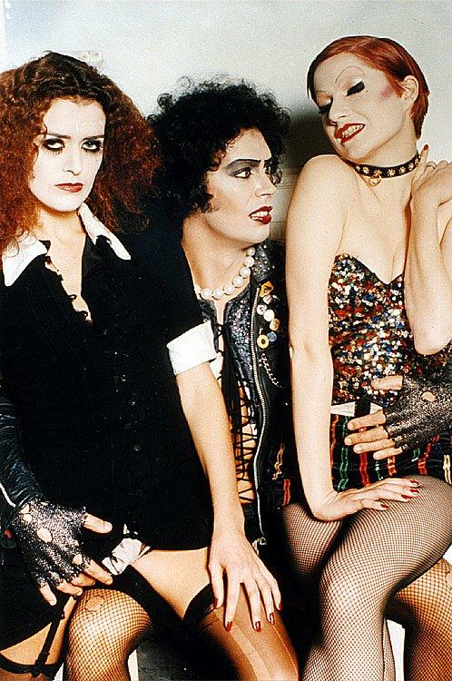 The new rocky horror also stars laverne cox as dr frank-n-furter, victoria justice as janet, ryan mccartan as brad